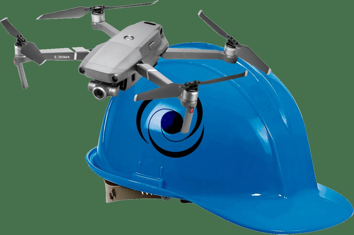 Seguimiento de obra con dron