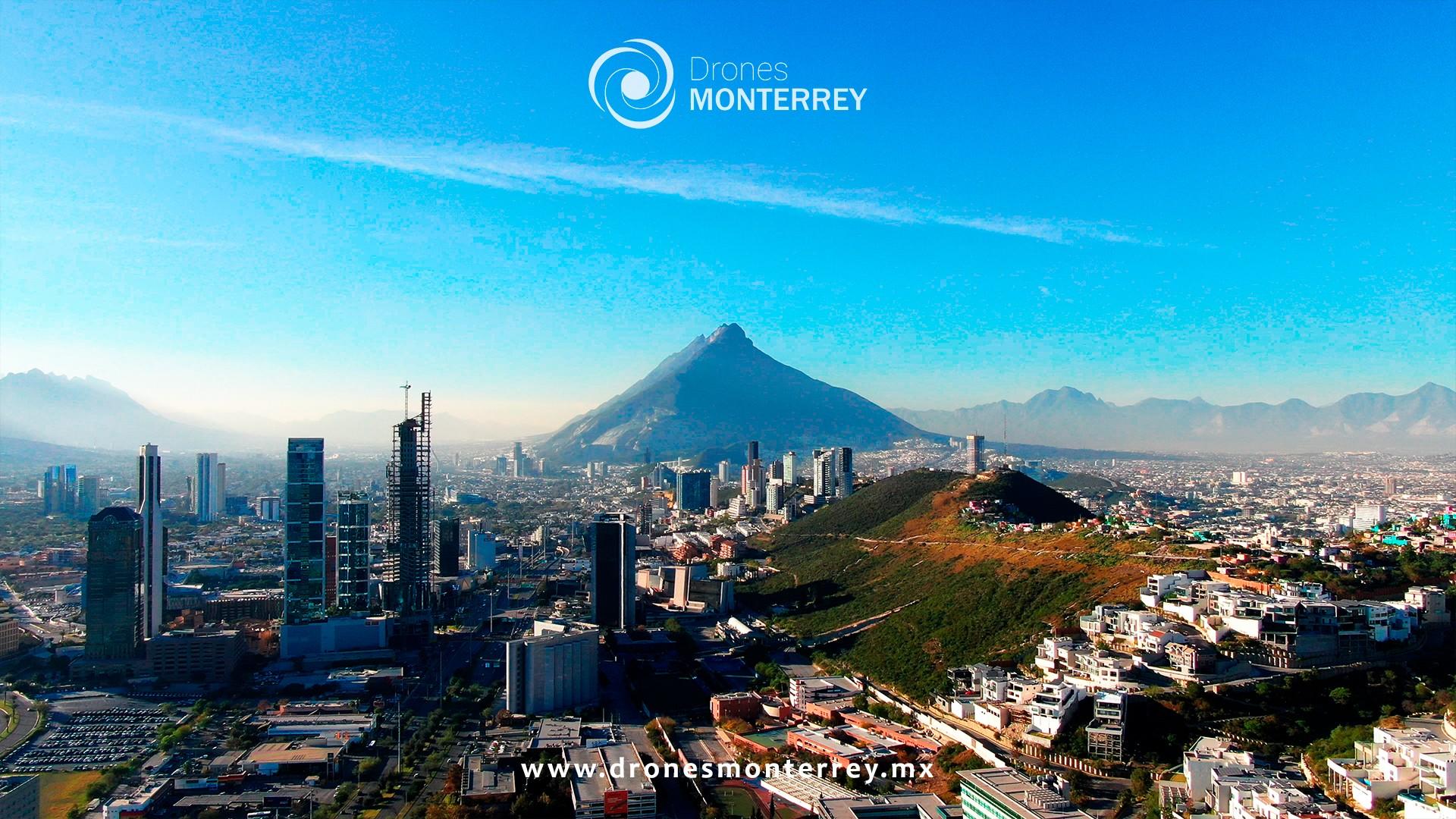 Renta de drones en Monterrey