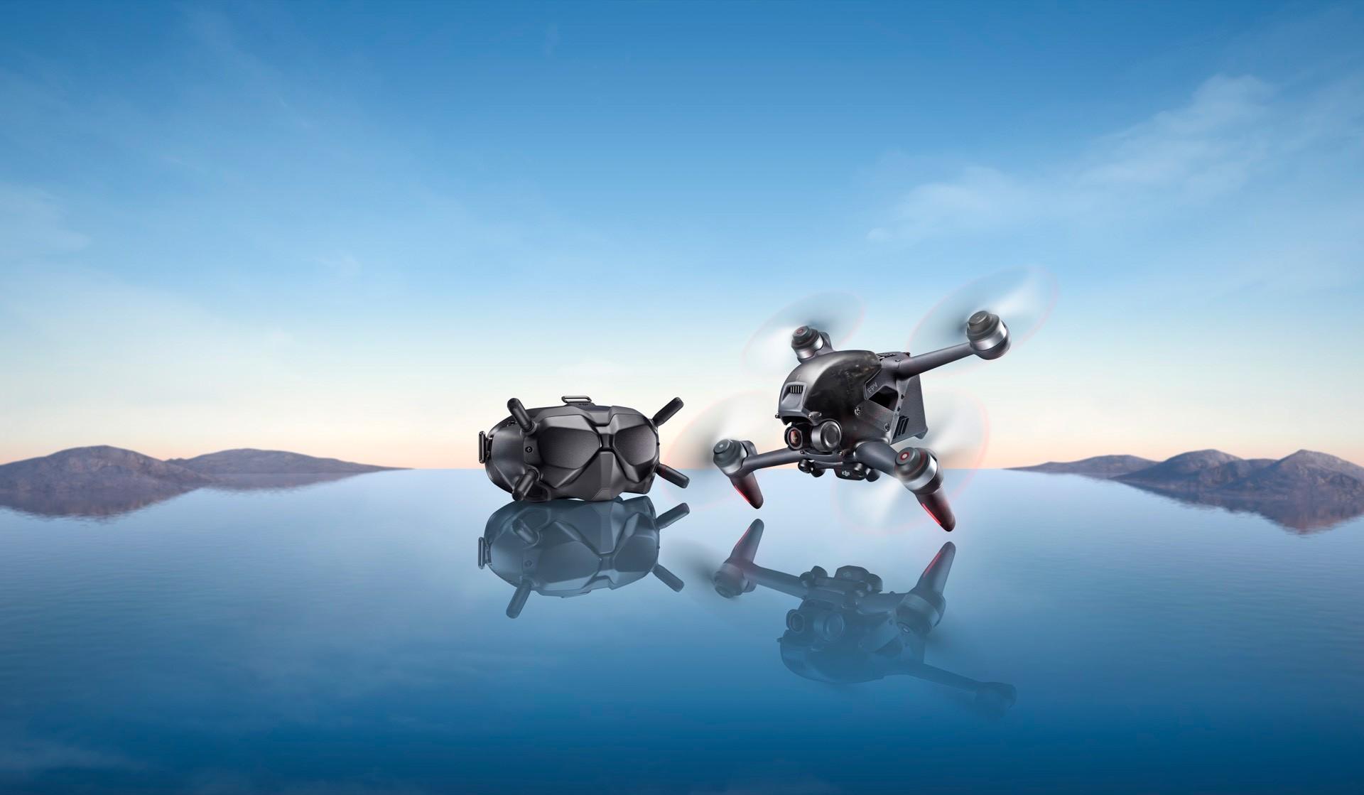 El Nuevo Dji FPV Dron